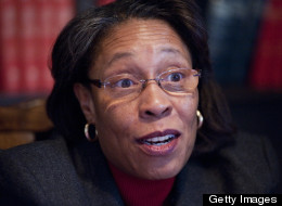 Rep. Marcia Fudge (D-Ohio) asked a judge to go easy on Jesse Jackson Jr. (Photo By Tom Williams/CQ Roll Call)