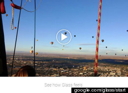 Algunas personas podrían sufrir dolores de cabeza al usar los lentes de Google.