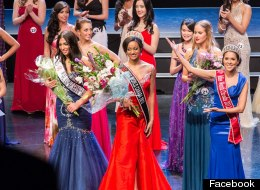 Camille Munro was named Miss World Canada 2013 at the River Rock Casino Resort on Thursday night. (Facebook)