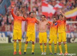 Barcelona venció al Atlético de Madrid