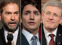 Stephen Harper's Conservatives will reach the midway mark of their governing mandate later this summer. When Canadian politics crests that hill, it starts rolling quicker and quicker towards the next election. (CP)