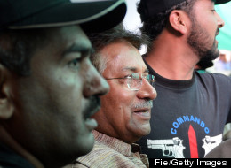 A Pakistani court on Monday  granted bail to former army chief and president Pervez Musharraf.