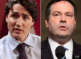 A speech made by Jason Kenney to the Islamic Society of North America (ISNA) has apparently been erased from government websites as Liberal Leader Justin Trudeau faces criticism for his association with the same group. (CP)