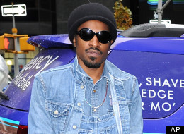 Andre 3000's mother, Sharon Benjamin-Hodo, passed away in her sleep early Tuesday, May 28, at her home in Georgia. (Evan Agostini/Invision/AP, file)