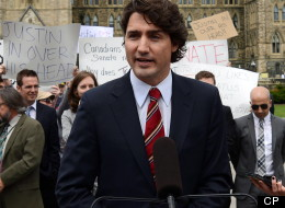 Liberal Leader Justin Trudeau will pledge Wednesday to post all of his MPs' and senators' travel and hospitality expenses online for Canadians to see starting this fall, part of a four-point plan to increase accountability on Parliament Hill, The Huffington Post Canada has learned. (CP)
