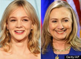 Carey Mulligan as Hillary Clinton? It could happen.