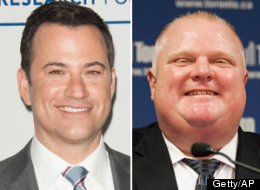 The hopes of finding the video may be gone but that hasn't stopped comedians from cracking a few jokes at Toronto mayor Rob Ford and the city's tourism.