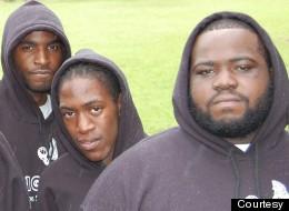 Jerrod, Nate and Jamal.