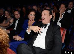 Tom Hanks loses at the 2013 Tony Awards