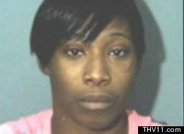 Brittany Cole, 22, is accused of dumping her 9-month-old son in a trash bin.