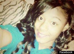 April McDaniel, 18, was shot in the throat and later died following a drive-by shooting in Englewood Monday afternoon. (Facebook)