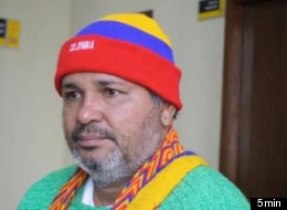 Columbian poet Rafael Medina Brochero,  wants to sell his testicles for $20,000 in order to finance a trip to Europe.