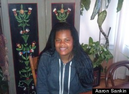 Thirteen-year-old Benicia, Calif. resident Sophiyah McGriff lost her brother Deshawn to gun violence last year.