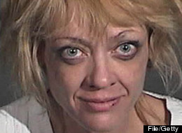 Actress Lisa Robin Kelly, 43, was arrested in Southern California late Satrday on suspicion of drunken driving. (File photo by Los Angeles County Sheriff's Department via WireImage)