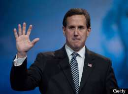 Rick Santorum is working on films.