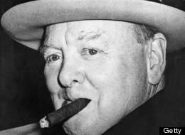 Was Churchill in admiration of the Nazi Fuhrer?