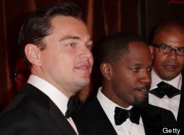 Leonardo DiCaprio and Jamie Foxx teaming up for