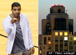 Drake is selling a lot of real estate these days. Fresh off unloading his two Miami condos to Miami Heat guard Mario Chalmers, the rapper has now put his swank Toronto condo on the market, according to several real estate blogs. (AP/eddiejdf via Flickr)