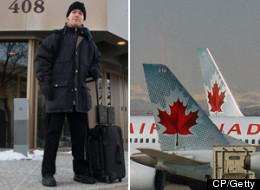 Air Canada's proposed compensation for passengers bumped off domestic flights is