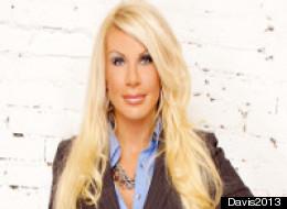 Kristin Davis. Photo taken from Davis2013.com.