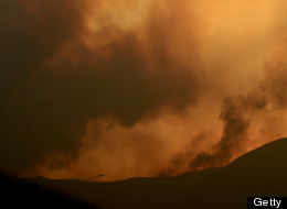 B.C.'s unsually hot weather has prompted another round of fire bans for most parts of the province. (Getty Images)