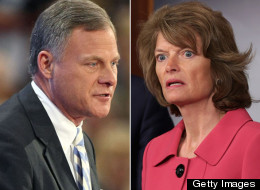Supporters of the Employment Non-Discrimination Act were hopeful that Sens. Richard Burr (R-N.C.) and Lisa Murkowski (R-Alaska) would back the bill. (Getty Images)