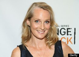 NEW YORK, NY - JUNE 25: Author Piper Kerman attends 'Orange Is The New Black' New York Premiere at The New York Botanical Garden on June 25, 2013 in New York City.  (Photo by Rob Kim/Getty Images)