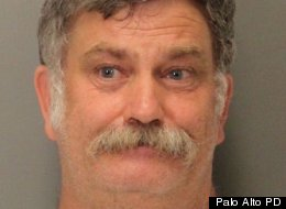 Clark Duncan McElfresh, 51, was charged with indecent exposure.
