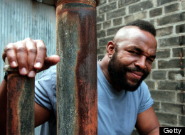 Yes, Mr. T was born in Chicago. Yes, that Mr. T. (Photo by Mike Slaughter/Toronto Star via Getty Images)