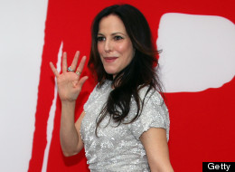 Mary-Louise Parker talks