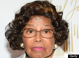 LAS VEGAS, NV - JUNE 29:  Katherine Jackson arrives at the world premiere of 'Michael Jackson ONE by Cirque du Soleil' at THEhotel at Mandalay Bay on June 29, 2013 in Las Vegas, Nevada.  (Photo by Ethan Miller/Getty Images for Cirque du Soleil)