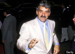 Dennis Farina during 'Midnight Run' New York City Premiere and Party at Sutton Theatre in New York City, New York, United States. (Photo by Ron Galella/WireImage)