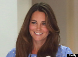 Kate Middleton debuted her post-baby body and newborn son on July 23 at the Lindo Wing of St Mary's Hospital in London, England.