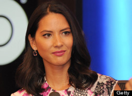 Olivia Munn says she doesn't think she'll get the part of Wonder Woman.