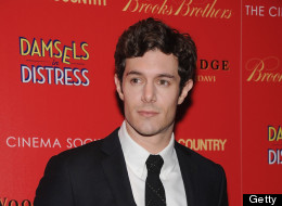 NEW YORK, NY - APRIL 02:  Adam Brody attends the Cinema Society with Town & Country and Brooks Brothers screening of 'Damsels in Distress' at the Tribeca Grand Screening Room on April 2, 2012 in New York City.  (Photo by Dimitrios Kambouris/WireImage)