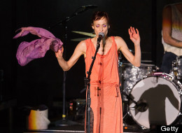 Fiona Apple is hitting the road.