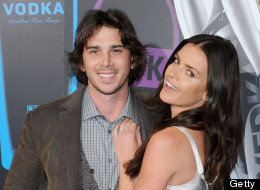 LOS ANGELES, CA - MARCH 29:  Bachelor Ben Flajnik and Courtney Robertson arrive at the 2nd Annual 'Night Of A Billion Reality Stars' Bash at SupperClub Los Angeles on March 29, 2012 in Los Angeles, California.  (Photo by Gregg DeGuire/FilmMagic)