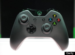 The new controller for Xbox One