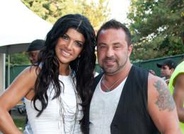 Teresa and Joe Giudice,