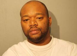 Lamont Grant, 34, is charged in the fatal shooting of a 54-year-old man on Aug. 10. (Chicago Police)