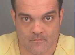 James Patrick Andrews allegedly robbed a bank after he discovered there was no money in his account.