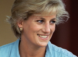 Police recently received new information relating to the death of Princess Diana, pictured here in Angola. (Photo by Tim Graham/Getty Images)