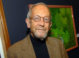 Elmore Leonard attends the 'Jackie Brown' screening at the N'Namdi Center for Contemporary Art on March 3, 2012, in Detroit, Michigan. (Photo by Paul Warner/Getty Images)
