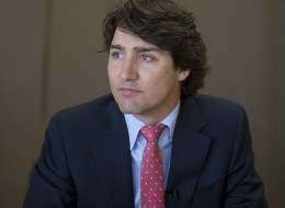 Liberal Leader Justin Trudeau told The Huffington Post Canada that he has smoked marijuana since becoming an MP. (Getty)