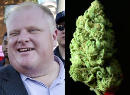 Toronto Mayor Rob Ford said on Wednesday he smoked