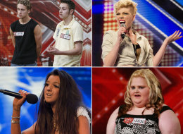 'X Factor' hopefuls from years gone by