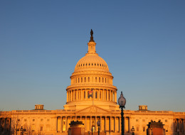US Congress basking in Sunrise