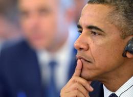 President Obama (Photo by Sergey Guneev/Host Photo Agency via Getty Images)