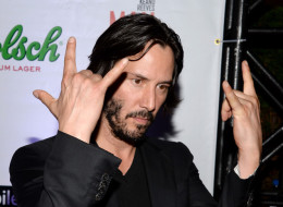 Keanu Reeves throws cold water on