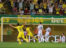 Real Madrid empató a dos goles en contra del Villarreal